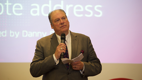 Adrian Wootton - Chief Executive